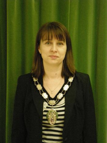 Miss Amanda Hack Braunstone Town Mayor 2013 2014