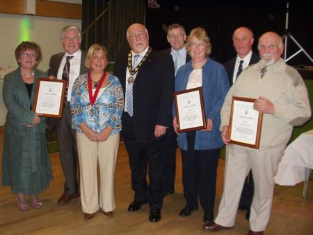 Awards of Merit Winners for 2008