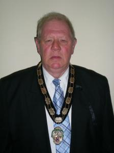 Mr David Widdowson Town Mayor