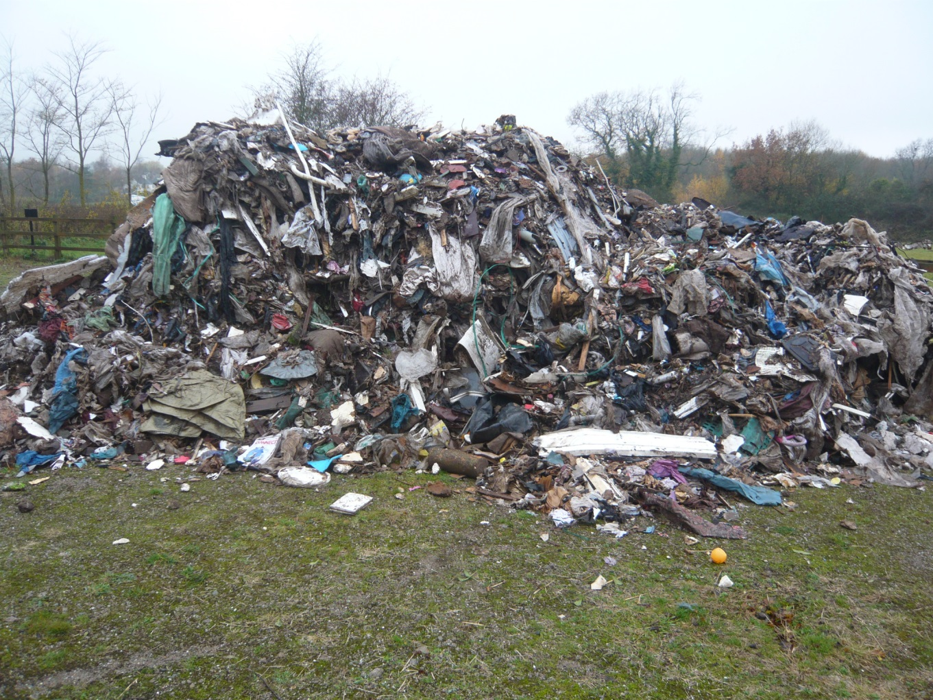 Large Scale Fly tipping II